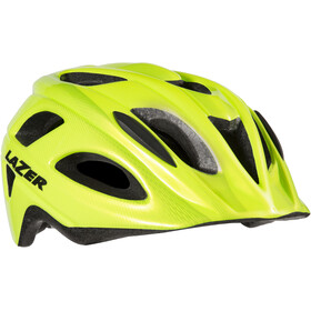 Lazer Beam Helmet flash yellow